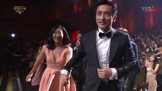2016 KBS 연기대상 2부 - [KBS 연기대상] 모두가 기대한 베스트 커플상 6팀 수상.20161231