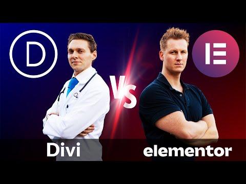 Divi vs Elementor Pro | In-Depth Comparison