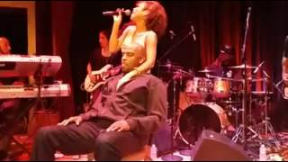 """Baby Can I Touch Your Body"" Anthony Antoine - Chante Moore LIVE"