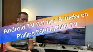 Philips 55POS9002 4K UHD OLED TV - SDR picture settings and