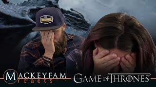 Game of Thrones | Season 8 | Official Tease: Dragonstone- REACTION and REVIEW!!!
