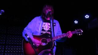Evan Dando of the Lemonheads- Shots is Fired- The Casbah, San Diego June 17, 2017