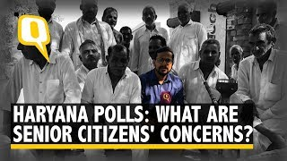Upcoming Haryana Polls Chaupal: Whom Do Senior Citizens Support? | The Quint