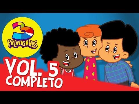 download lagu mp3 mp4 Três Palavrinhas Volume 5, download lagu Três Palavrinhas Volume 5 gratis, unduh video klip Três Palavrinhas Volume 5