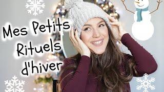 Mes petits rituels d'hiver ❄️  | Diotis Diaries