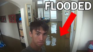 My House Was Flooded by Harvey and I Vlogged the Whole Thing.
