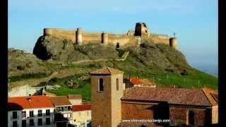 preview picture of video 'Castillo de Clavijo, Casa Rural el Mirador de Clavijo'