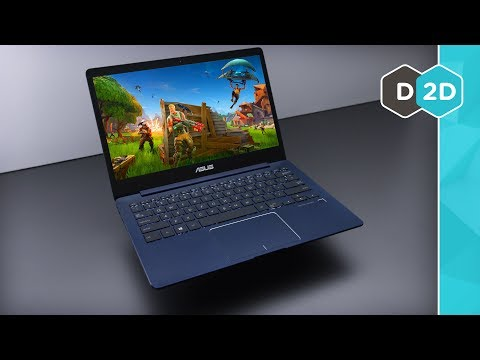 An Ultrabook For Gaming! FINALLY!!!