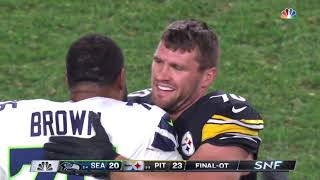 Chris Boswell wins it for the Steelers vs. Seahawks