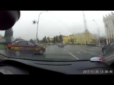 Автоледи сразу же признала свою вину