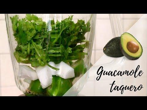 GUACAMOLE TAQUERO