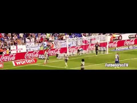 Espanyol vs Real Madrid 0 6 La Liga 2015 Cristiano Ronaldo 5 Goal HD