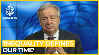Nelson Mandela day: Interview with UN secretary-general