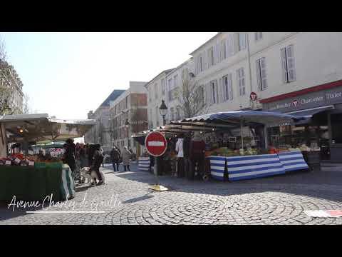 Rochefort s'éveille - action coeur de Ville