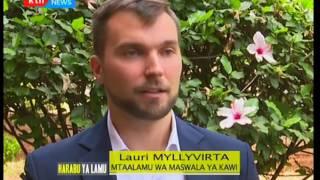 Harabu ya Lamu : Utata wa uzalishaji wa Makaa ya Mawe katika kaunti ya Lamu