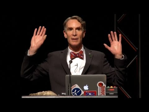 Bill Nye Explains Why We Need Science