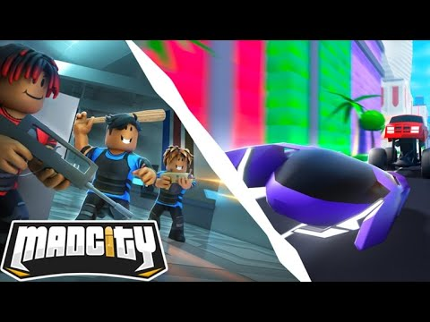 Mad City Game Modes Roblox