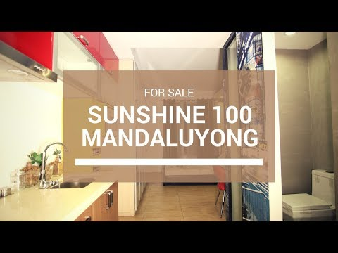 Sunshine 100 City Plaza by Property 101 - Studio Condo Walkthrough - in Mandaluyong City