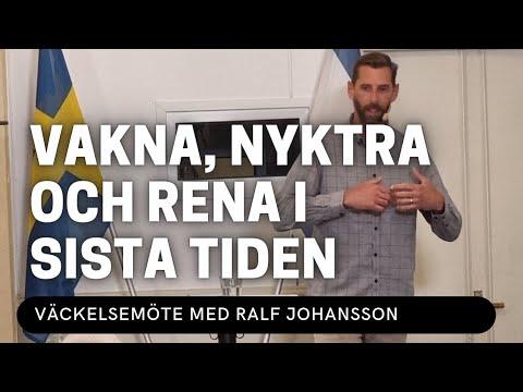 VAKNA, NYKTRA OCH RENA I SISTA TIDEN - Ralf Johansson - Vetlanda Friförsamling