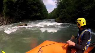 preview picture of video 'Takamaka Rafting Thonon les Bains les Dranses Haute Savoie Tel : 04 50 73 80 98'