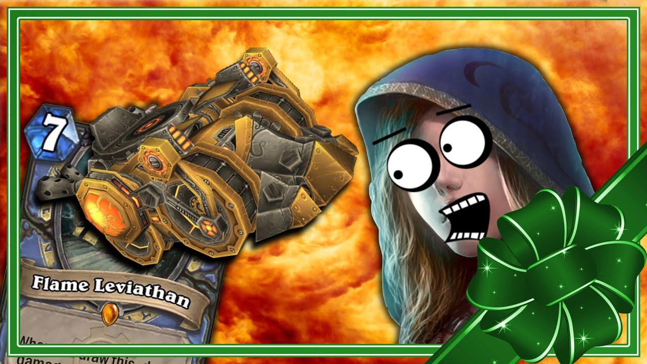 Hearthstone: Time Bomb (Mage vs Hunter)