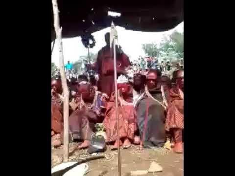 2017 Basotho initiation Lesotho Maphutsing videos 3
