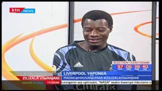 Zilizala Viwanjani: Liverpool yaponea
