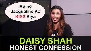 NEVER HAVE I EVER Game | Daisy Shah CONFESSES To Having KISSED Jacqueline Fernandez