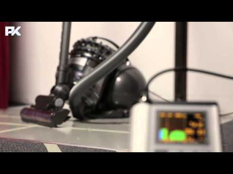 Тест пылесоса Dyson DC52 Animal Turbine