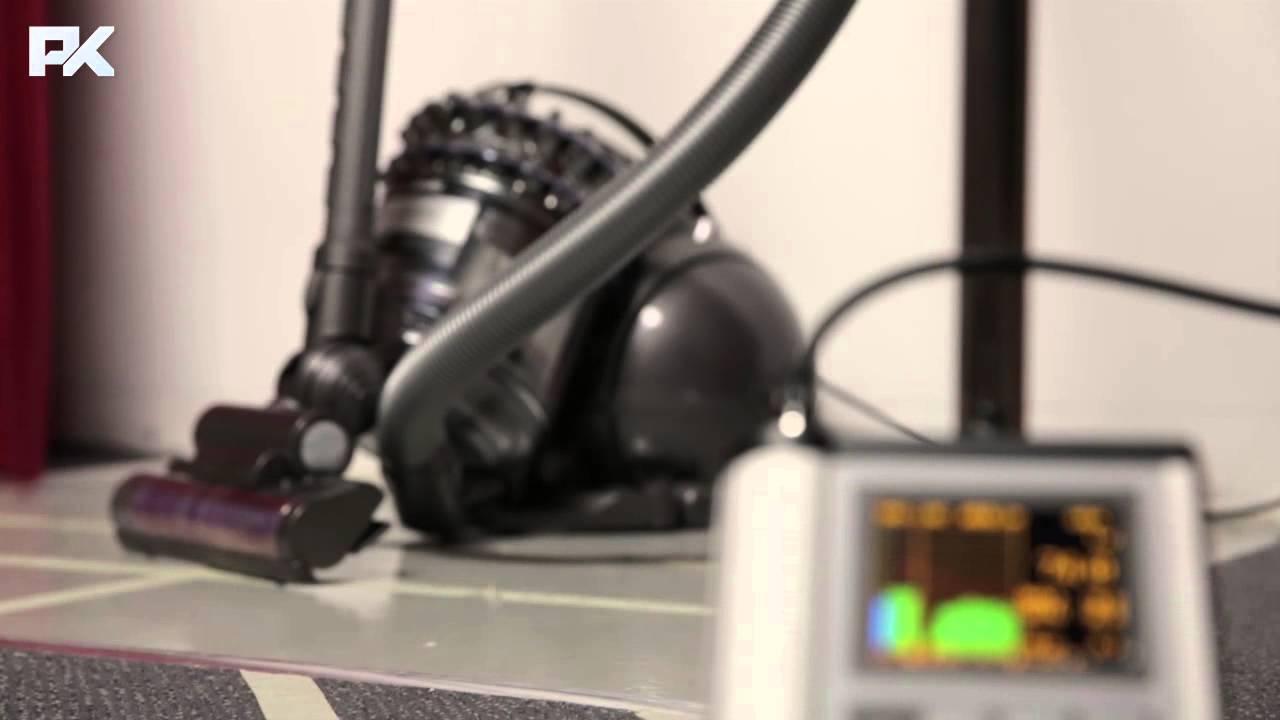 видео обзор: DC52 Animal turbine