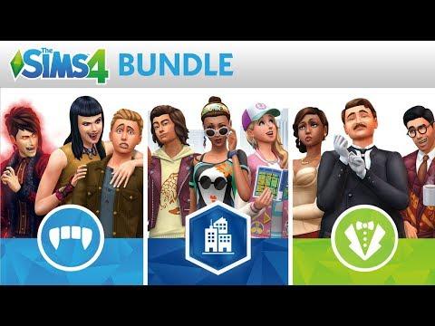 The Sims 4 Bundle