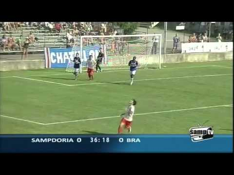 Preview video Amichevole estiva: Sampdoria vs BRA (1-0) 28-07-2013