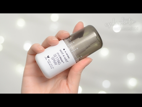 Wet N Wild Photofocus Setting Spray 12hr Wear Test & Review   CORRIE SIDE
