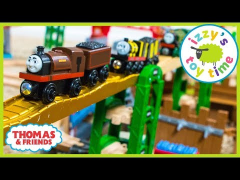 Thomas and Friends Surprise Bag! Fun Toy Trains for Kids