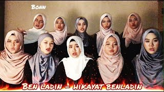 Hikayat Ben Ladin (Mashed Up   Jangan Bersedih Brader) Acapella Version By Bahiyya Haneesa