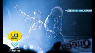 Bohemian Rhapsody - Trailer Oficial UCI Cinemas
