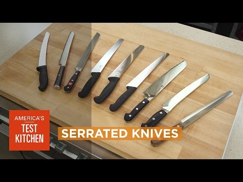What To Look For When Buying A Serrated Bread Knife