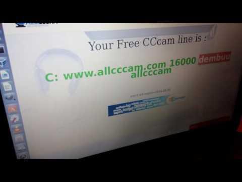 Como poner CCCAM en Giga 350 HD