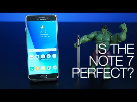 Samsung Galaxy Note 7 Review – The Perfect Phone?