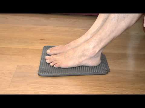 Riabilitazione dopo operazione valgusny deformazione di piede