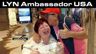 L'AMERIQUE est à nous !!! LYN nommée AMBASSADRICE pour les USA