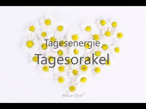 Tagesorakel - Montag 15.04.2019 (видео)