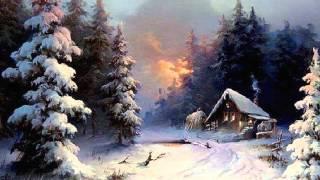 Winter 2013. Зимняя сказка. Времена года. Зимний лес (Релакс.)