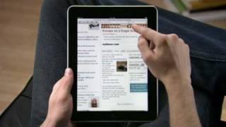 apple ipad - учебное видео о safari