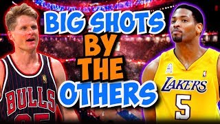 20 IMPORTANT Shots Made by NBA ROLE Players!