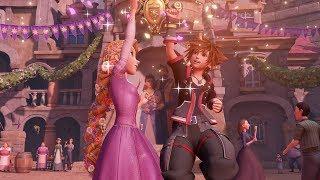 KINGDOM HEARTS III – SQUARE ENIX E3 SHOWCASE 2018 Trailer - dooclip.me