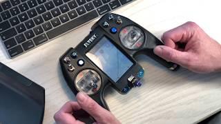 FlySky NV14 NIRVANA Transmitter - P4: OpenTX Firmware Update