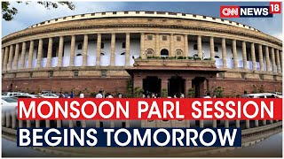 India-China Tension, GDP Slump & COVID-19 May Dominate Parliament Discussion | CNN News18 - Download this Video in MP3, M4A, WEBM, MP4, 3GP