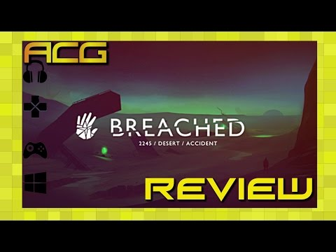 """Breached Review """"Buy, Wait for Sale, Rent, Never Touch?"""" - YouTube video thumbnail"""