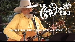 The Charlie Daniels Band - Mississippi Christmas Eve (Live)